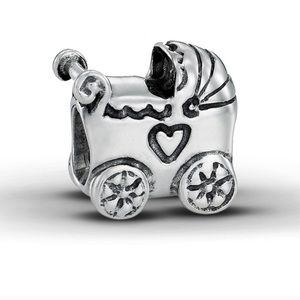 Pandora Baby Carriage/ Baby Pram Charm